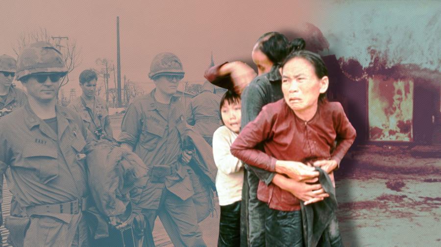 Бойня в Сонгми