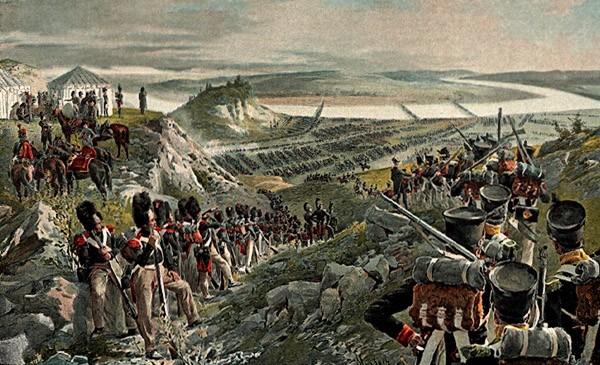 """Национальный состав армии Наполеона в 1812 году - """"нашествие двунадесяти языков""""?"""