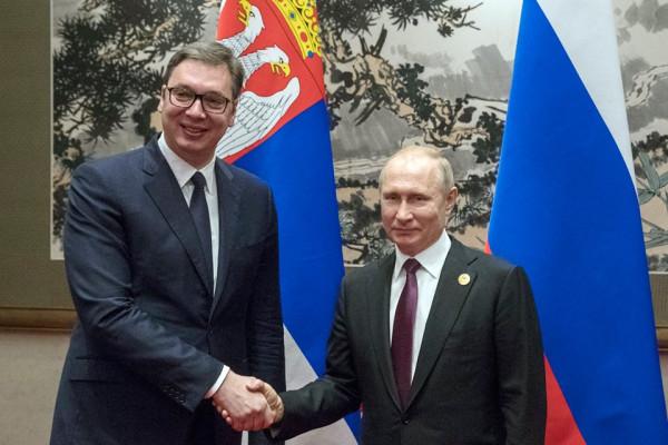 Сербия получила поддержку России и Китая по конфликту вокруг Косово