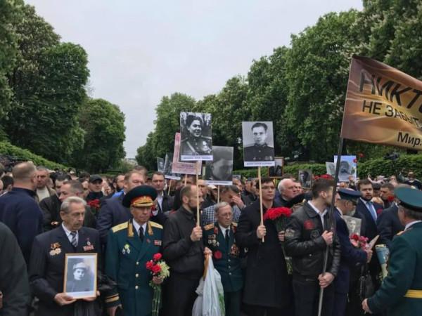 Отметить День Победы в этом году вышло рекордное количество украинцев