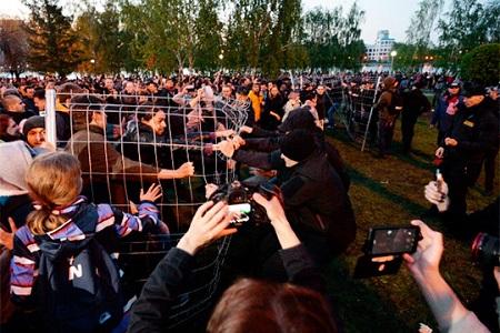 В Екатеринбурге договорились уже до «Уральской республики». А на пятерочку?