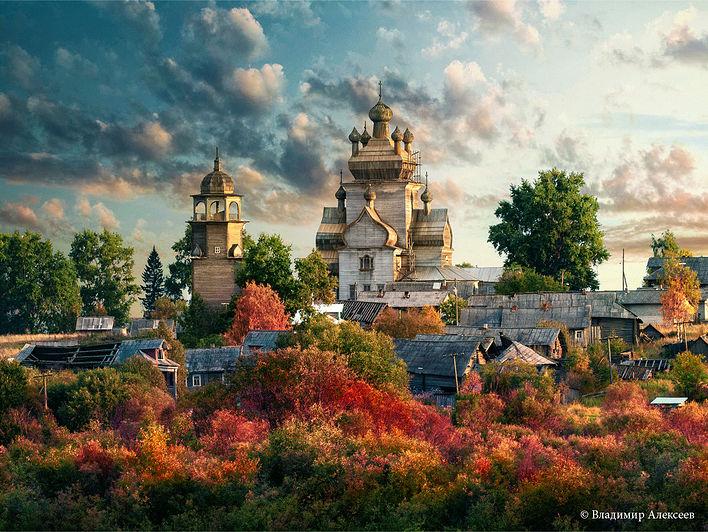 1-я фотографическая выставка Фестиваля «Архитектура русского храма»