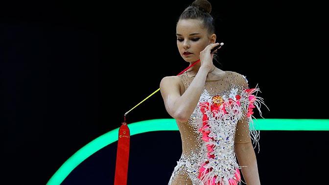Восемь из восьми: сборная Россия забрала все золото на ЧЕ по художественной гимнастике