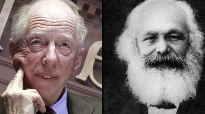 Как Ротшильды наняли своего двоюродного брата Карла Маркса