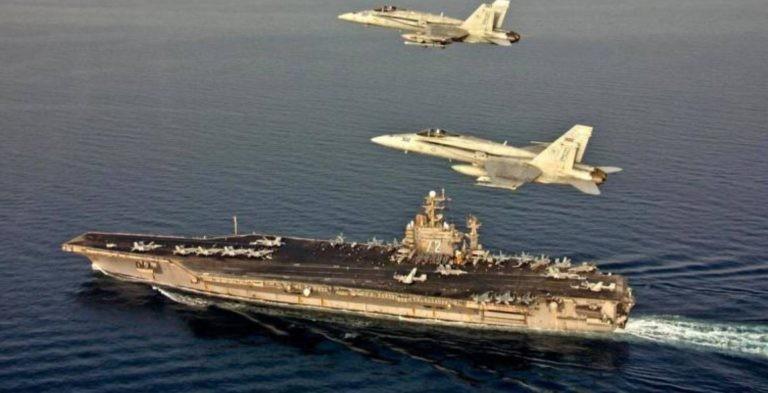 «Где авианосец?»: почему США в принципе не смогут напасть на Венесуэлу