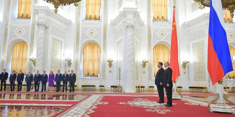 Заявления Владимира Путина и Си Цзиньпина по итогам переговоров в Москве. Главное