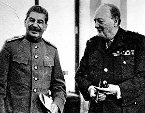 Британский историк рассказал, как Сталин «гениальным ходом» добился доверия Черчилля