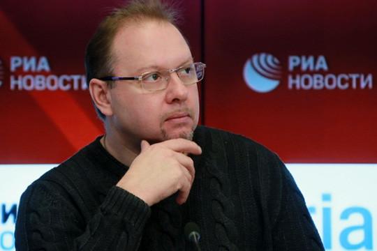 Олег Матвейчев: «Цинизм делает из Зеленского своеобразную пластиковую игрушку»