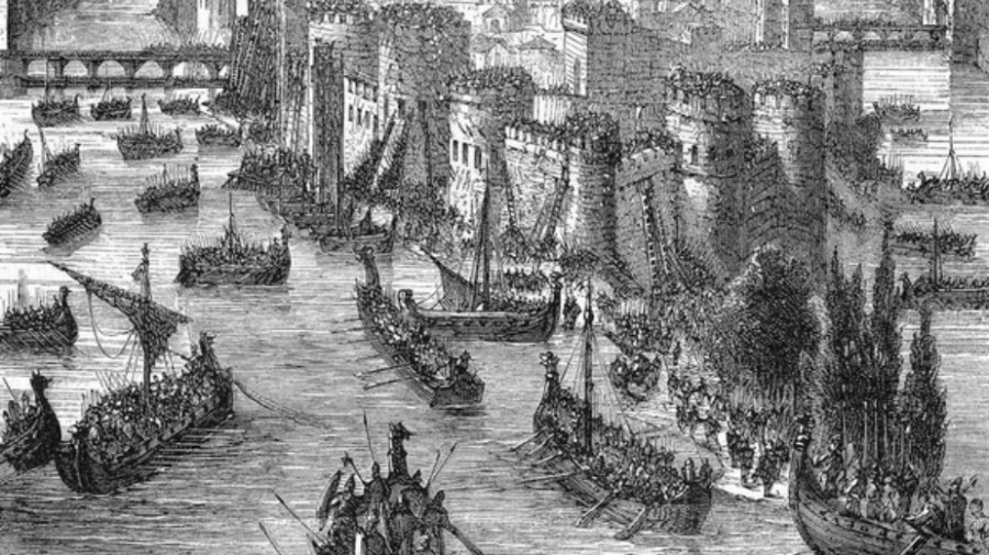 Приключения норманнов в Сицилии