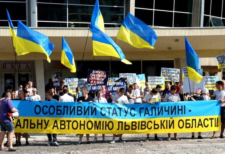 Тимошенко заявила о подготовке отделения Западной Украины