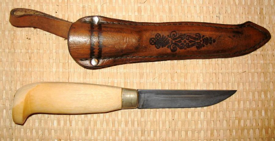 Финский нож или финка?