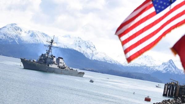 ВМС США готовят «Арктический поход»