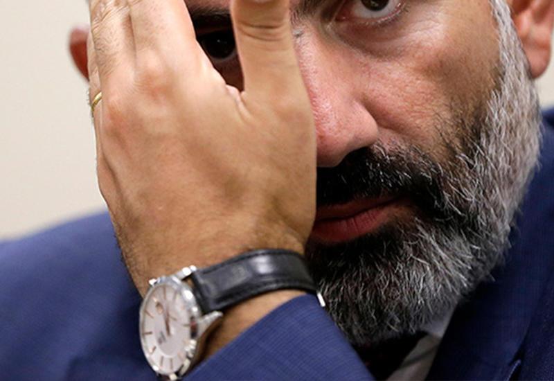 Пашинян вновь опозорился перед армянами - И это ваш премьер?