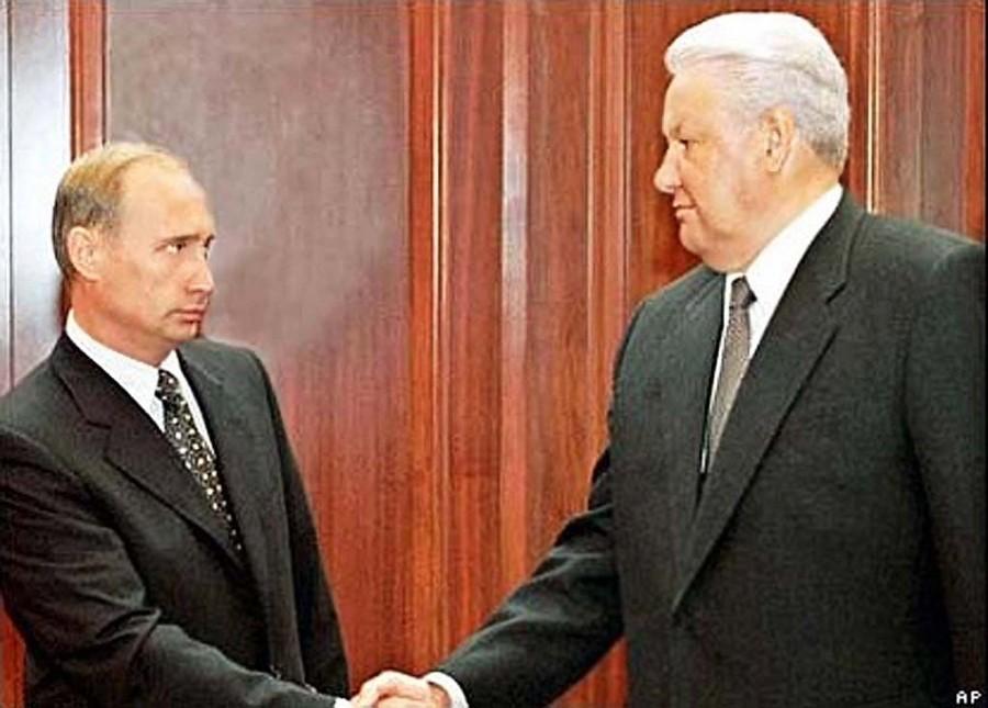 Разница между Россией Путина и Россией Ельцина