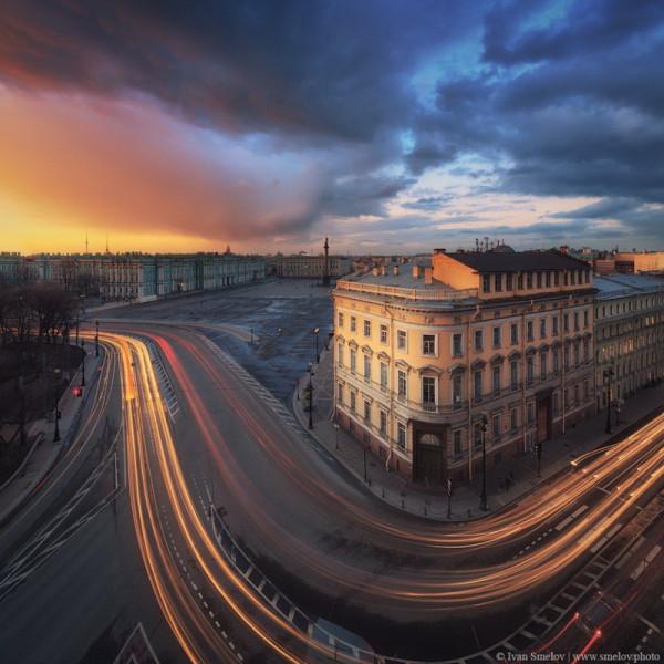 Бесконечный Петербург