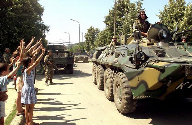 Бросок наПриштину: какроссийские десантники нарушили планы НАТО наБалканах
