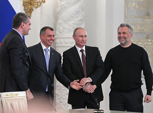 Депутат Госдумы сорвал все маски с Чалого