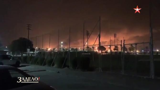 «Это фиаско»: как США «защитили» Саудовскую Аравию от беспилотников