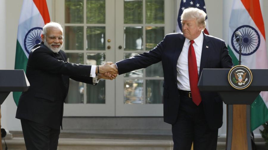Индия – США: драке быть