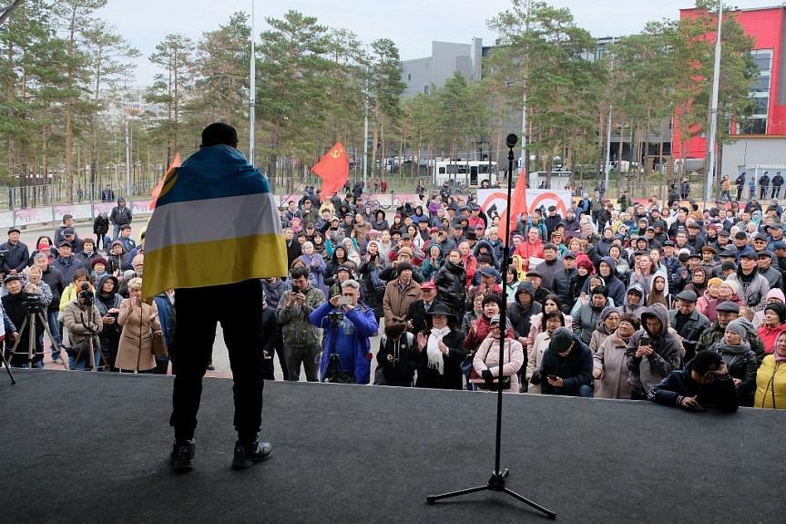 КПРФ опустилась до этнического национализма