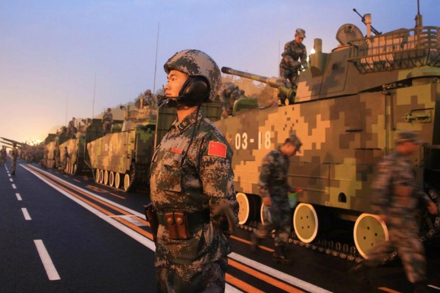 бонусных война с китаем неизбежна досмотр досмотр вещей
