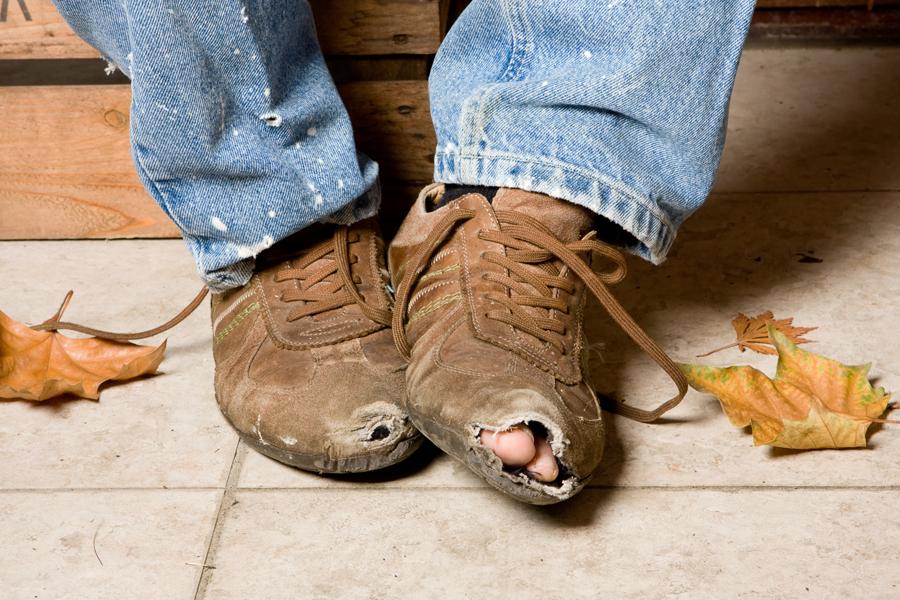 Только вдумайтесь: почти треть жителей Латвии живет за гранью бедности