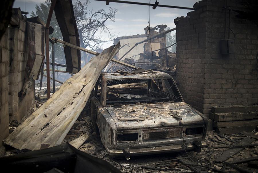 Силы АТО за сутки освободили от террористов три населенных пункта на Донбассе, - СНБО - Цензор.НЕТ 850