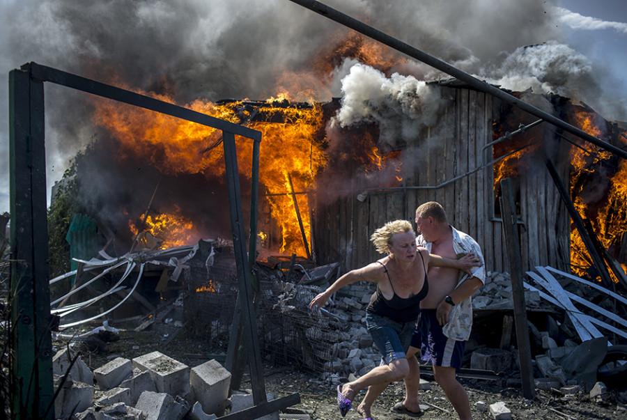 Силы АТО за сутки освободили от террористов три населенных пункта на Донбассе, - СНБО - Цензор.НЕТ 681