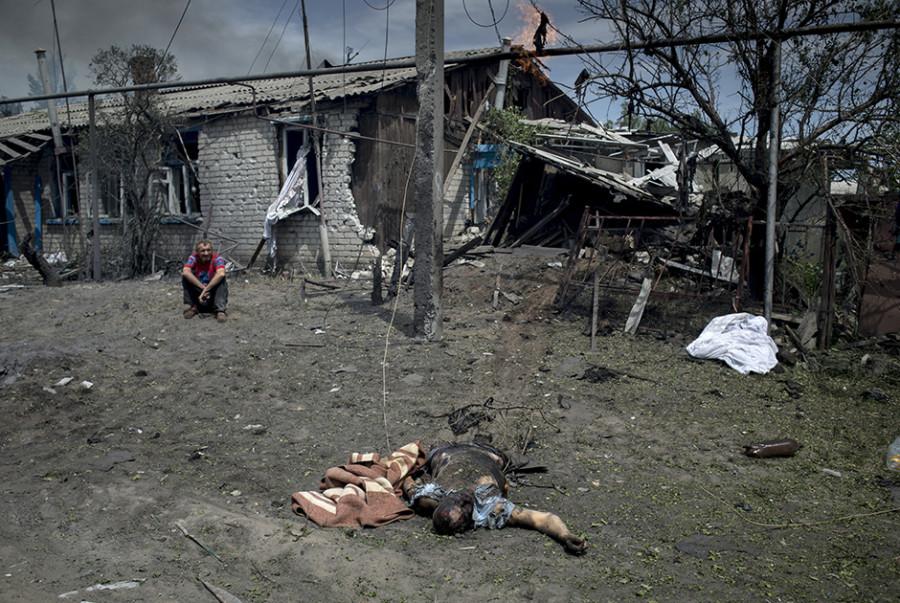 Силы АТО за сутки освободили от террористов три населенных пункта на Донбассе, - СНБО - Цензор.НЕТ 8563