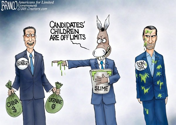 Деньги для Байдена и Керри