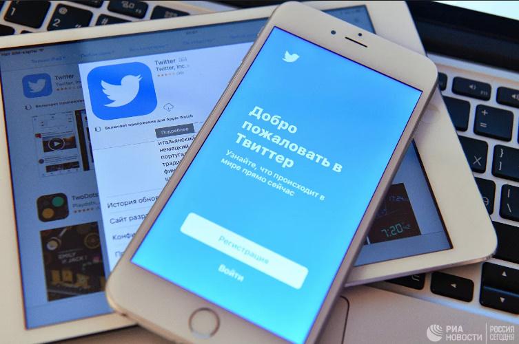 """Twitter заблокировал аккаунт проекта """"Хорошие новости"""""""