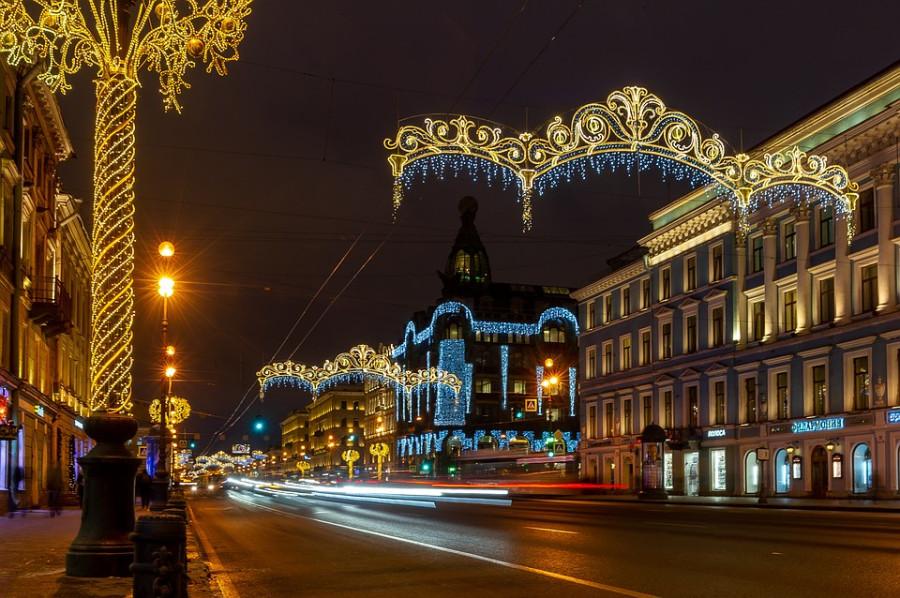 Невский проспект признан самой красивой улицей мира