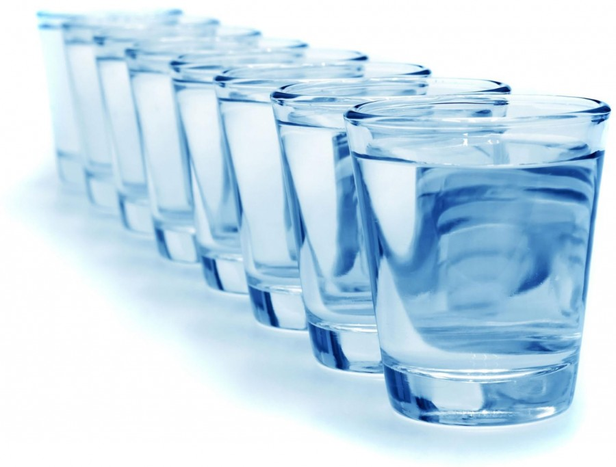 Пить много воды — вредно!