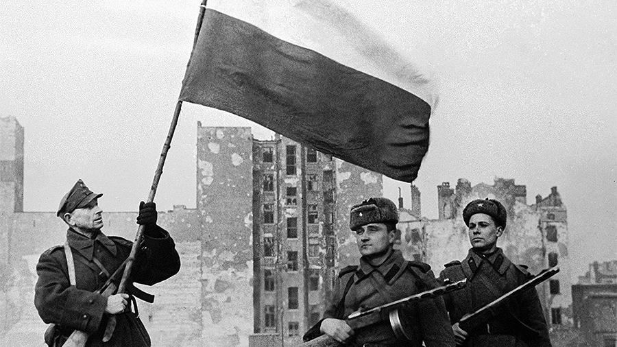 Минобороны рассекретило документы к 75-летию освобождения Варшавы от нацистов