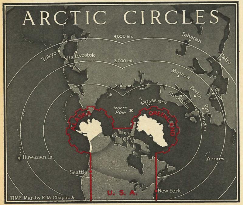 Гренландию уже пытались купить в 1946 году