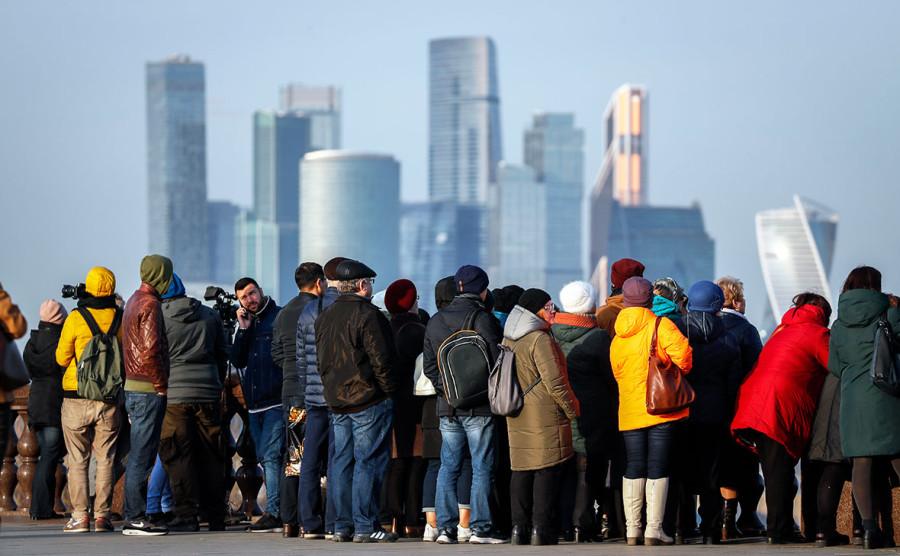 ЦБ зафиксировал рекордный в истории приток иностранцев в госдолг России