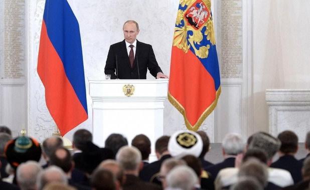 Миссия Путина. Часть 12