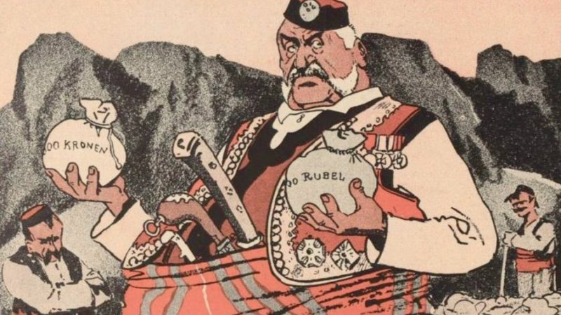 Мило Джуканович и невыученный урок истории