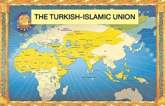 Слепая Россия. Турция и Азербайджан. Пантюркизм. Удар в спину