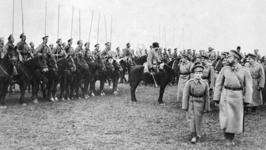 Восемнадцать побед Николая II и Его Армии в Первой Мировой войне