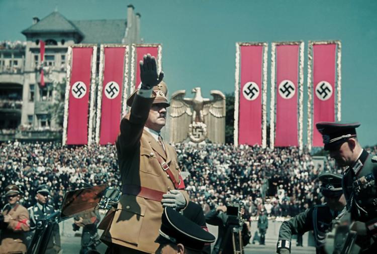 Гитлера профинансировали Федеральная резервная система США и Банк Англии