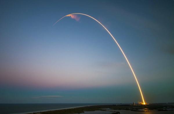 Третья ракета Илона Маска для полётов на Марс взорвалась на старте