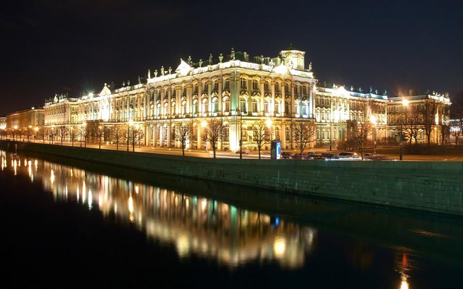Эрмитаж -лучший музей Европы!