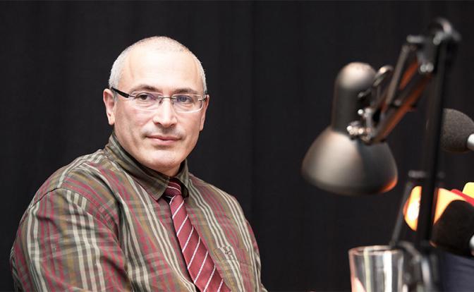 Сектанты-эмигранты: Ходорковский, Чичваркин, Акунин