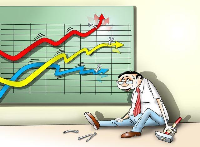 Александр Роджерс: Фондовые рынки в США окончательно оторвались от реальности