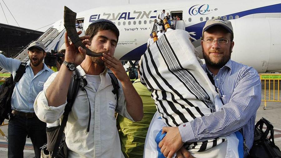Репатрианты из Израиля