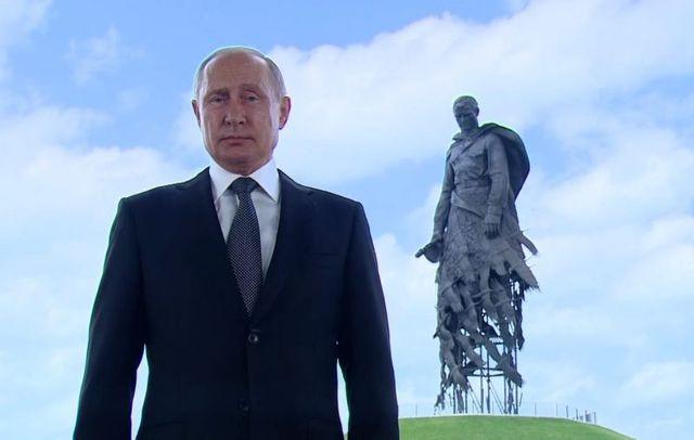 Александр Роджерс: О речи Путина перед истинным Днём Независимости