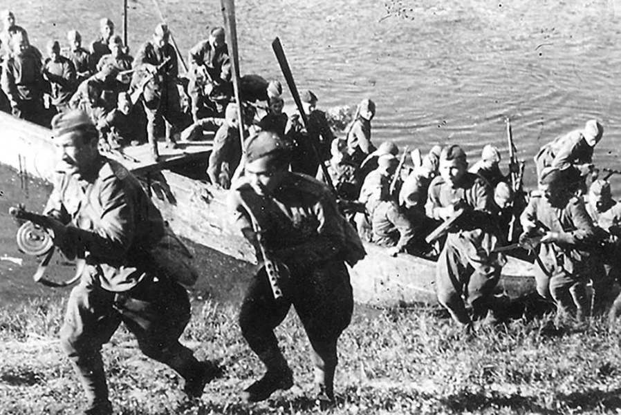 Освобождение Минска от немецко-фашистских захватчиков
