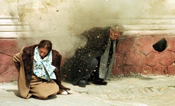 Расстрел четы Чаушеску