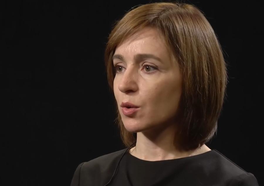 Санду не откажется от румынского гражданства